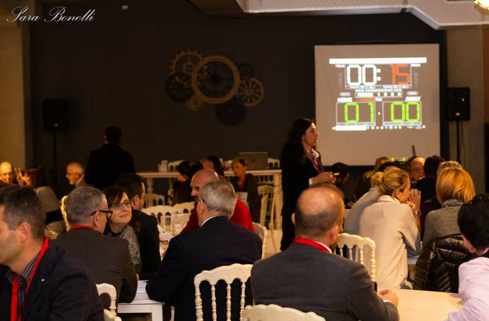 Quinta edizione del Pistoia Basket Speed Networking&Dinner